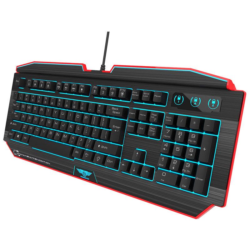 Bàn phím cơ Gaming Newmen GM100S