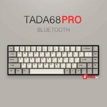 Bàn phím cơ Tada68 Pro