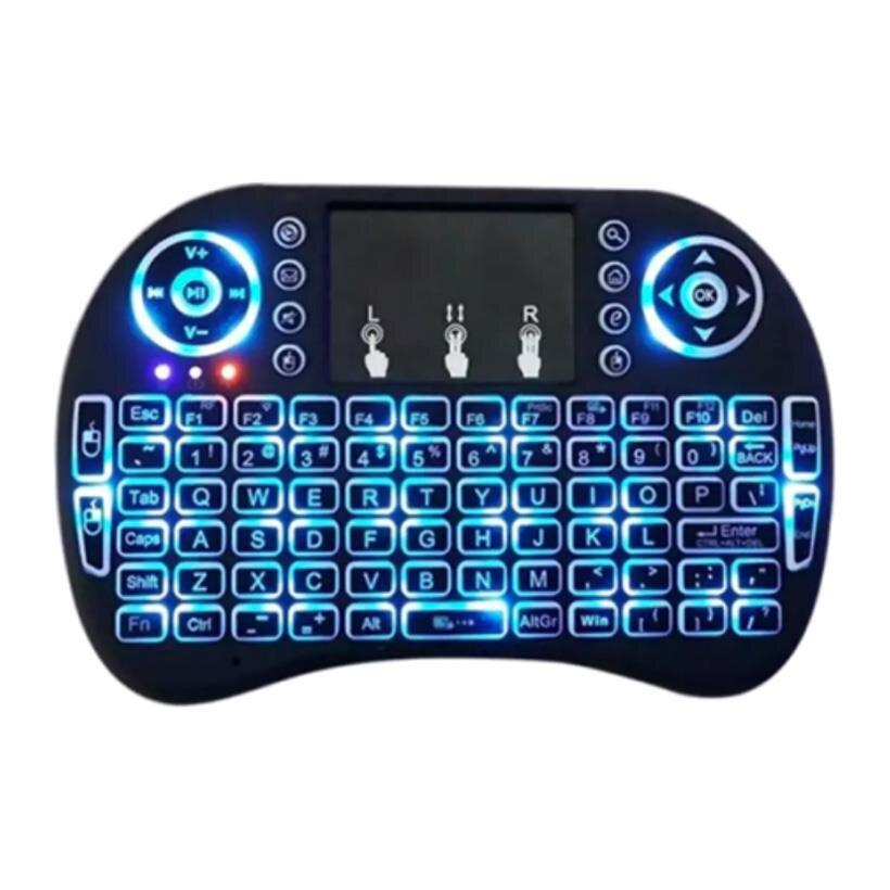 Bàn phím kèm chuột không dây Mini Keyboard TG02