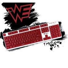 Bàn phím - Keyboard I-Rocks IK3 WE