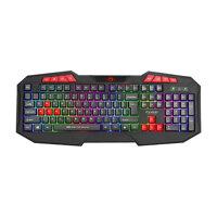 Bàn phím - Keyboard Marvo K602 Led