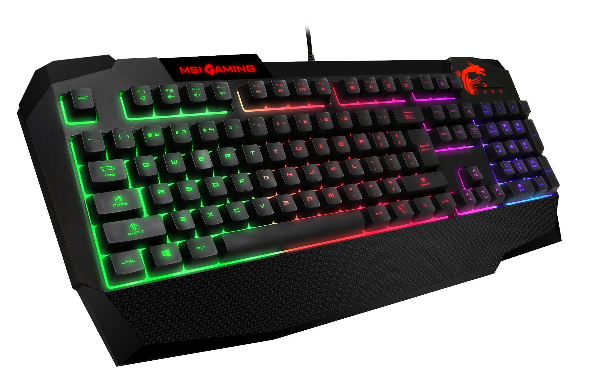 Bàn phím - Keyboard MSI GK40