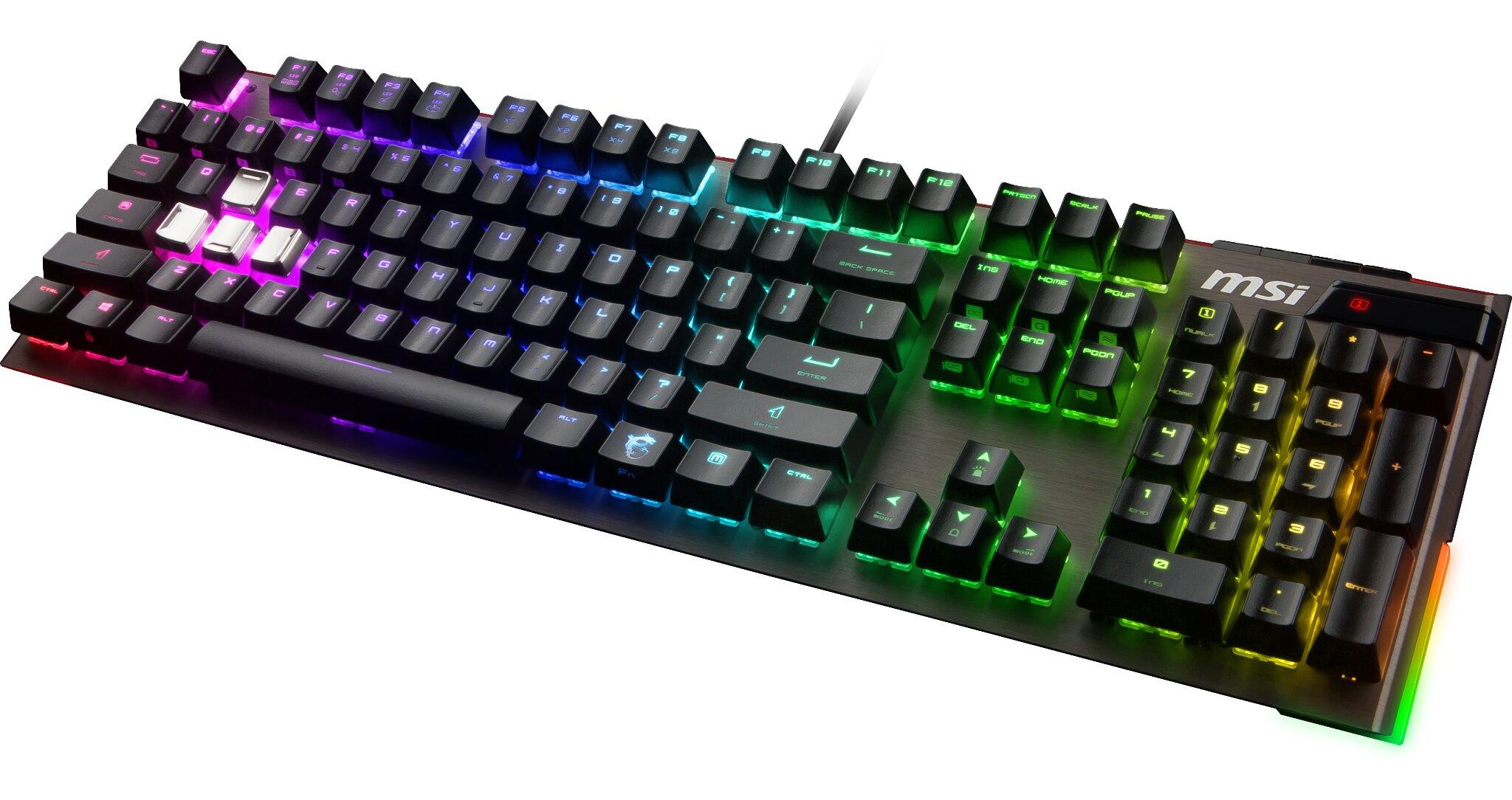 Bàn phím - Keyboard MSI Vigor GK80