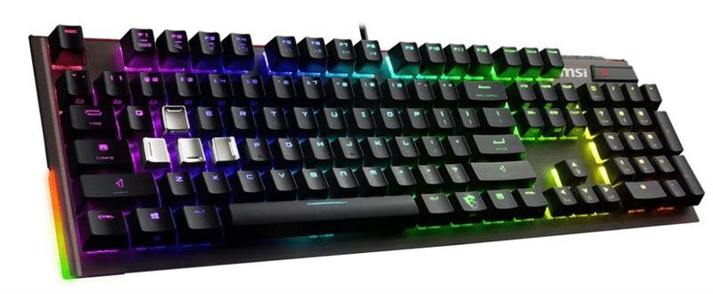 Bàn phím - Keyboard MSI Vigor GK70 RGB