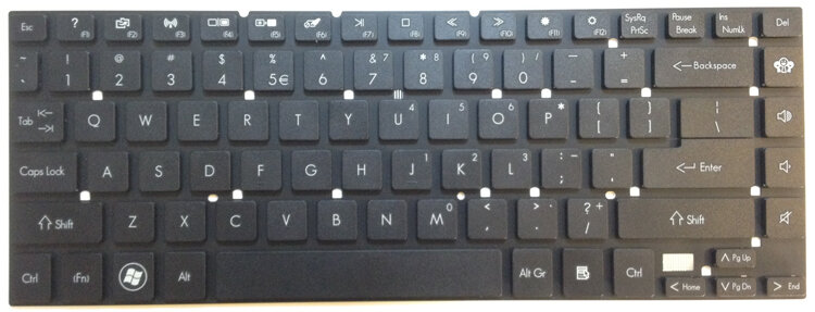 Bàn phím laptop Acer 3830T/ 4830T/ 4755G