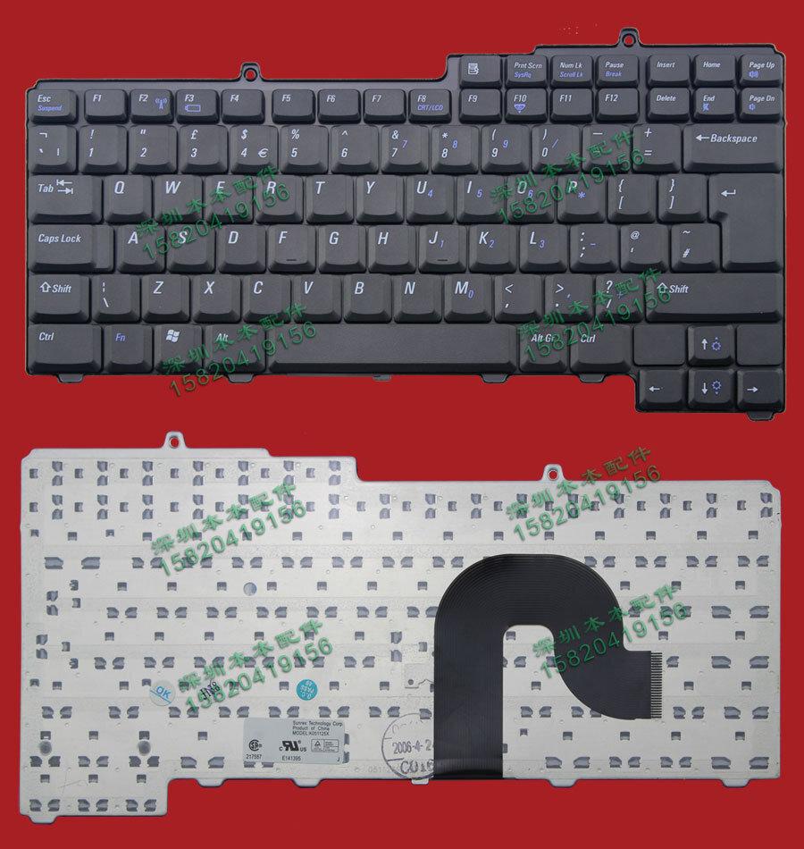 Bàn phím Laptop Dell Inspiron 1300 B120 B130 120L Series