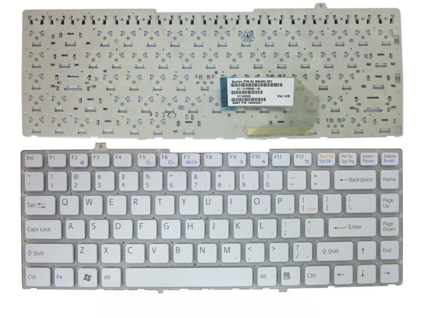 Bàn phím laptop Sony Vaio VGN-NW Series