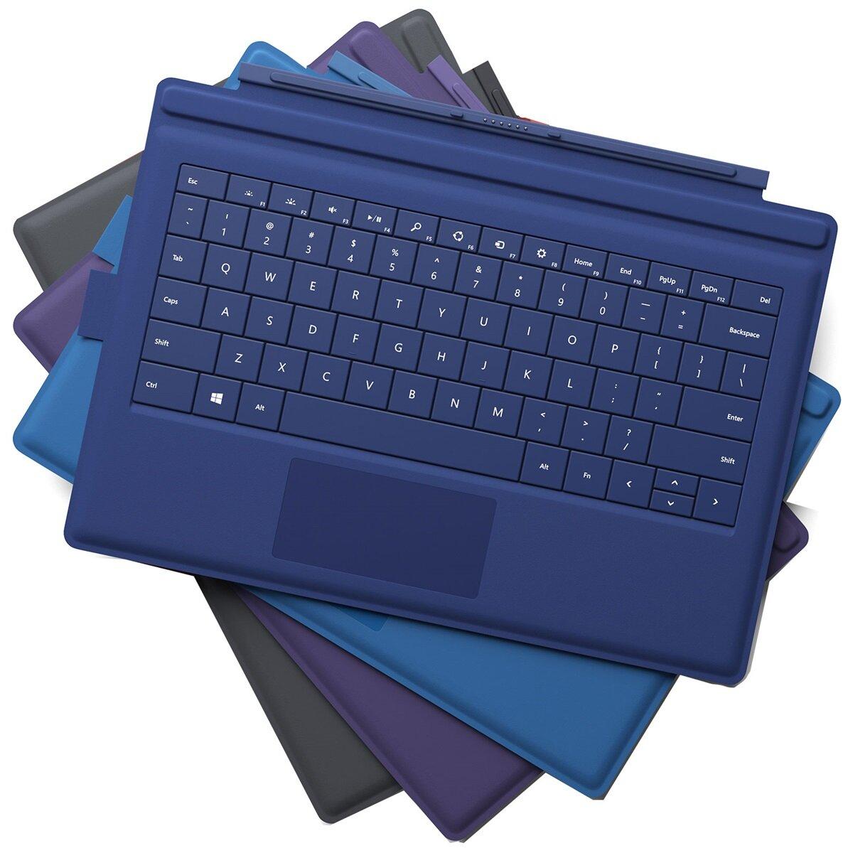 Bàn phím máy tính bảng Microsoft Surface Pro 3