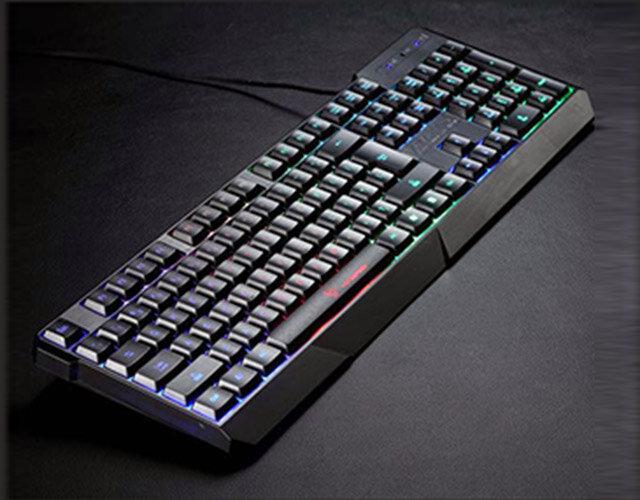 Bàn phím máy tính Led Motospeed K70L Đen