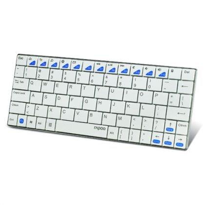 Bàn phím Rapoo E6500 - Bàn phím Bluetooth, Android