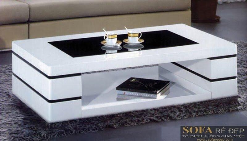 Bàn Sofa gỗ BS035