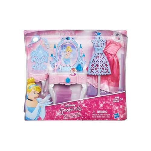 Bàn trang điểm của Lọ Lem Disney Princess B5311/B5309