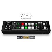 Bàn trộn hình ảnh và âm thanh Roland V-1HD