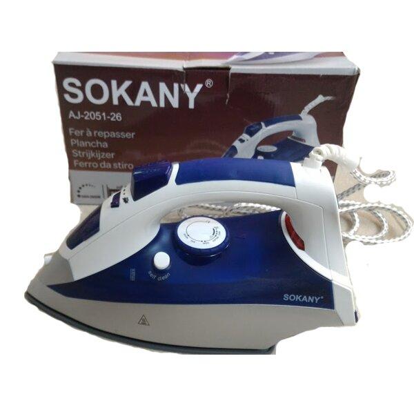 Bàn ủi hơi nước sokany AJ-2051-26