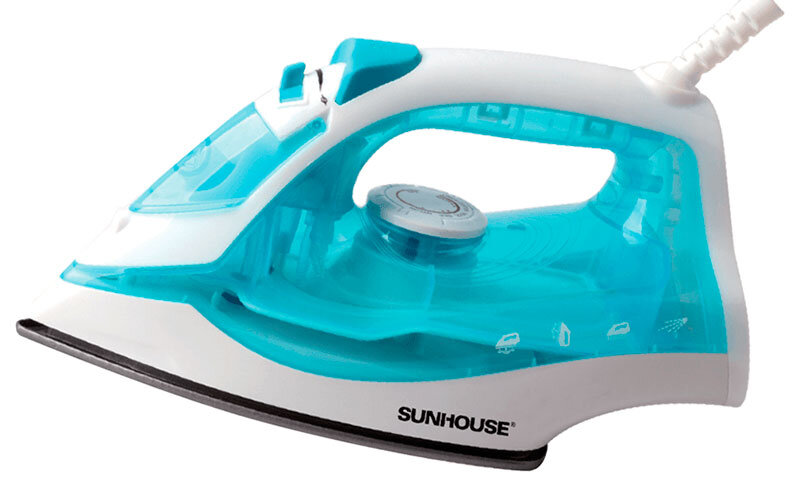 Bàn ủi hơi nước Sunhouse SHD2065 - 1600W