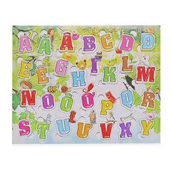 Bảng chữ cái tiếng Việt Woody