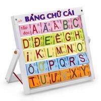 Bảng chữ cái tiếng Việt Colligo 50106D-50106A-50106V