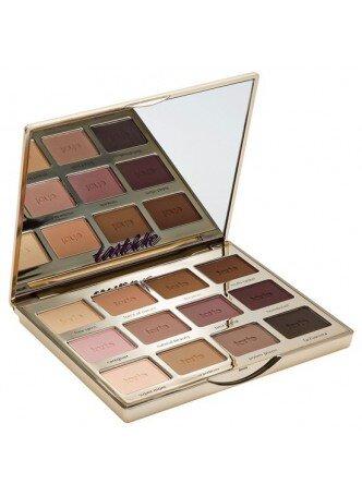 Bảng màu mắt Tartelette Amazonian Clay Matte Palette 12 màu