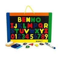Bảng treo chữ, số màu sắc có nam châm Benho YT3310 (YT3310B)