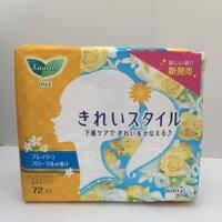 Băng vệ sinh hàng ngày 72 miếng Laurier Nhật Bản