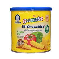 Bánh ăn dặm Gerber dạng que vị cà chua ớt 42g