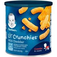 Bánh ăn dặm Gerber Graduates Lil' Crunchies