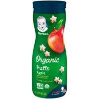 Bánh ăn dặm Gerber Organic Puffs