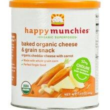 Bánh ăn dặm Happy munchies - bánh phô mai carot