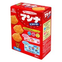 Bánh ăn dặm hình thú Morinaga