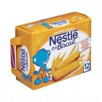 Bánh ăn dặm Nestle Ptit vị bích quy 180g