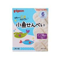 Bánh ăn dặm Pigeon cá mòi biển 6m+