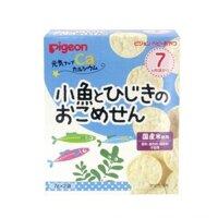 Bánh ăn dặm Pigeon rong biển cá