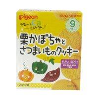 Bánh ăn dặm Pigeon vị bí ngô và khoai lang 13464 (13370)