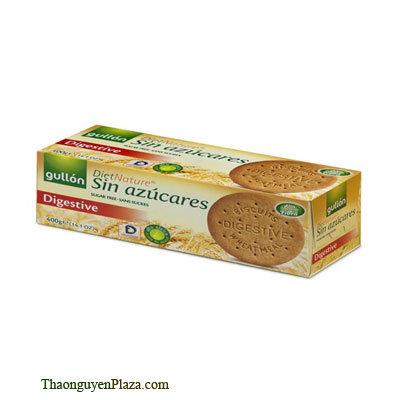 Bánh ăn kiêng không đường kích thích tiêu hóa hiệu Gullon 400gr