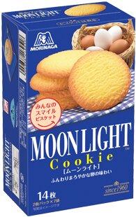 Bánh bầu Morinaga Moonlight 114g