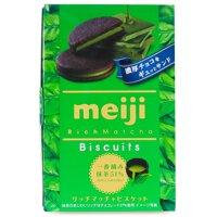 Bánh biscuit trà xanh Meiji