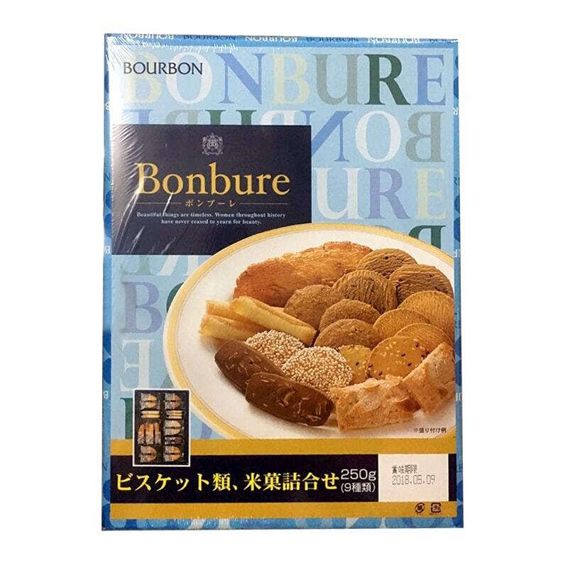 Bánh BourBon Bonbure Nhật – 250g