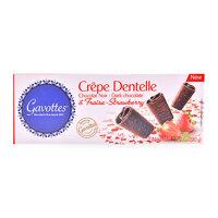 Bánh Dentelle sô cô la đen vị dâu Gavottes hộp 90g