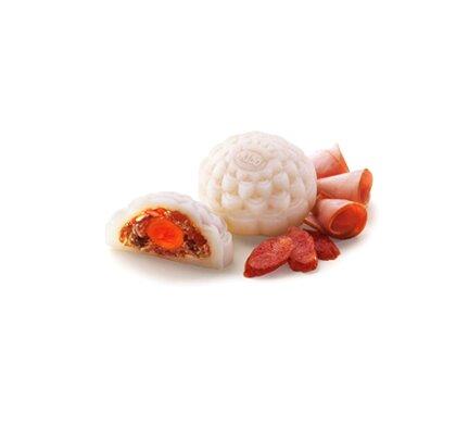 Bánh dẻo Kinh đô Jambon Lạp Xưởng 1 trứng 250g