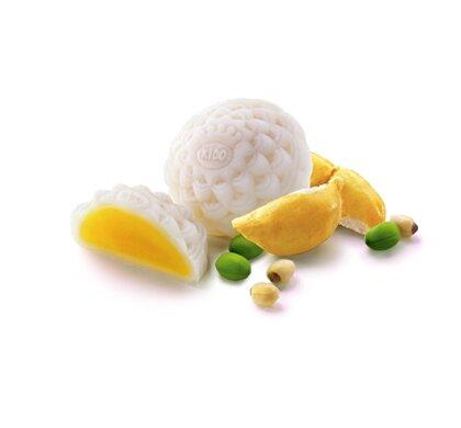 Bánh dẻo Kinh đô sầu riêng hạt sen 250g