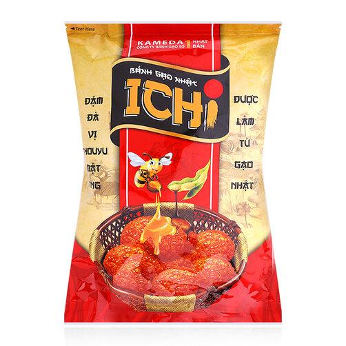 Bánh gạo Nhật Ichi Kameda gói 100g