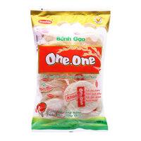 Bánh gạo vị ngọt dịu One-One gói 150g