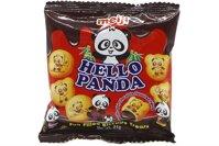 Bánh gấu nhân kem socola Hello Panda Meiji 21g