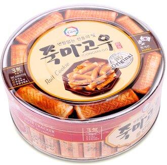 Bánh Korean Cracker vị rong biển