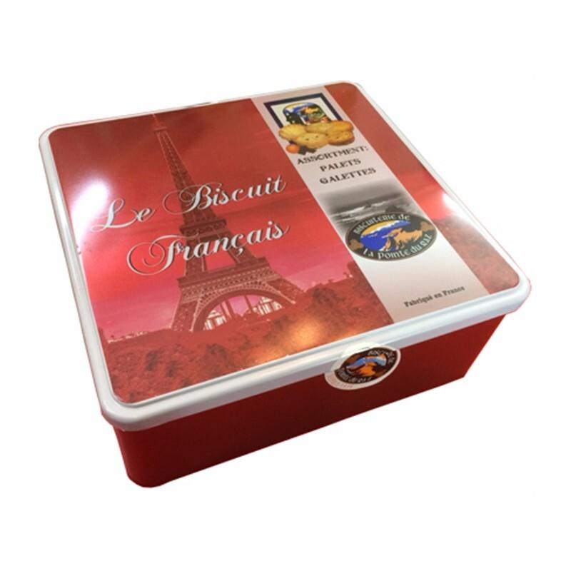 Bánh Le Biscuit Francais Assortment Palets Galettes 720g
