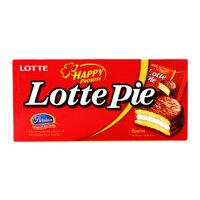 Bánh Lotte Pie Bibica hộp 180g