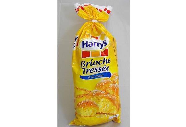 Bánh mỳ hoa cúc Harrys Brioche Pháp 515g