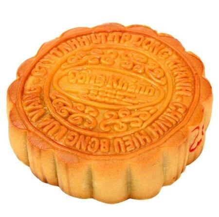 Bánh nướng Đồng Khánh đậu xanh 2 trứng 210g