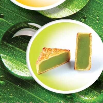 Bánh nướng Đồng Khánh đậu xanh lá dứa không trứng 150g