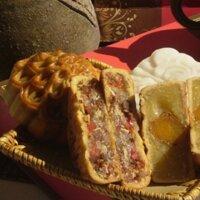 Bánh nướng Đồng Khánh thập cẩm jambon xá xíu không trứng 150g